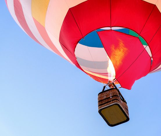 Why every startup should adopt Amazon's Hot Air Baloon Race
